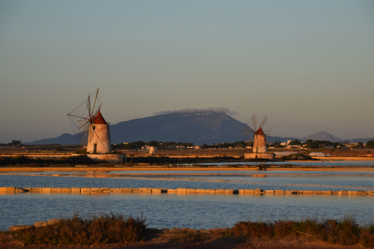 Marsala – In love with  the sun – Sicily