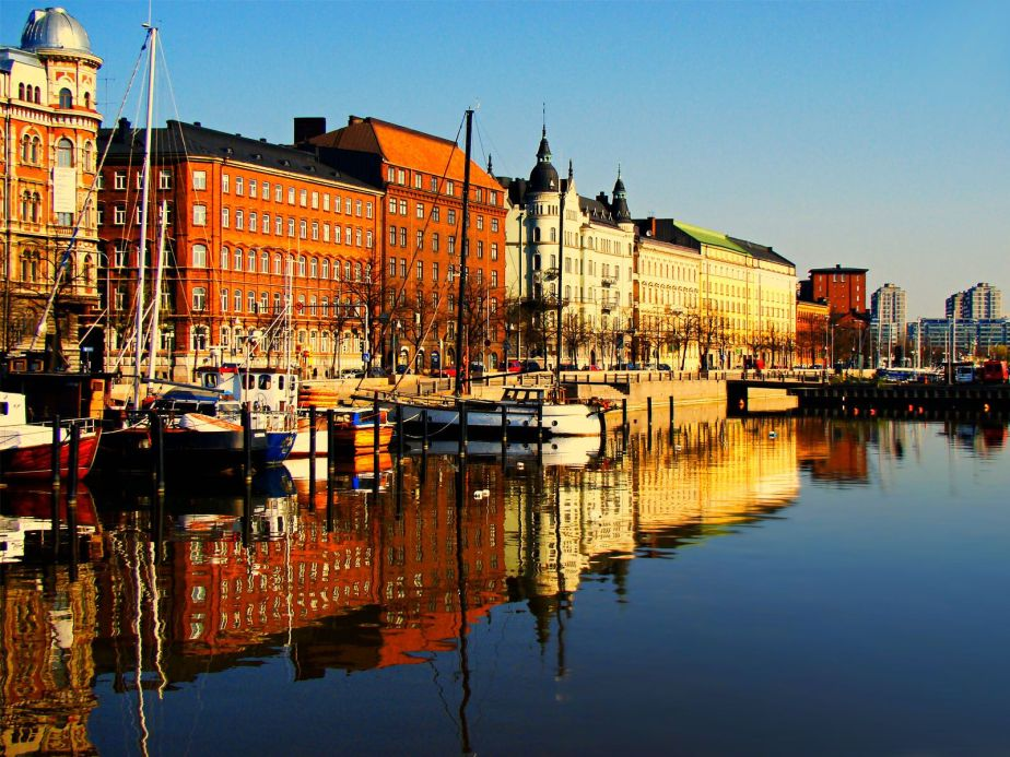 Helsinki – The Daughter of the Baltic – Finland