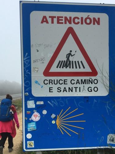 Camino de Santiago – Day 10 from Portomarin to Palas delRei