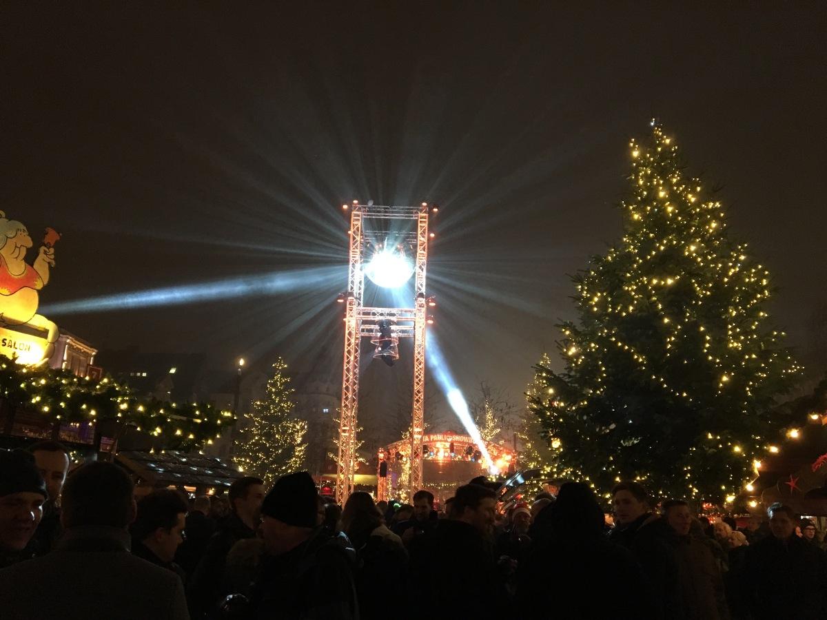 Hamburg – Santa Pauli Christmasmarket