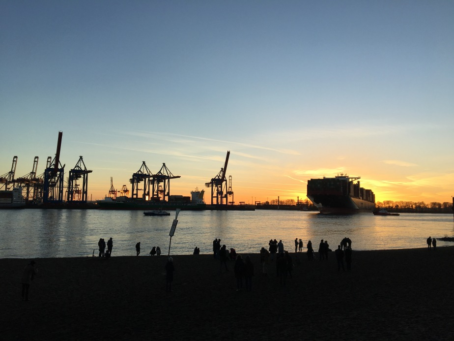 Hamburg – Alternative Elbe Boat Trip