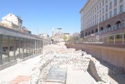 Serdica Archeological site