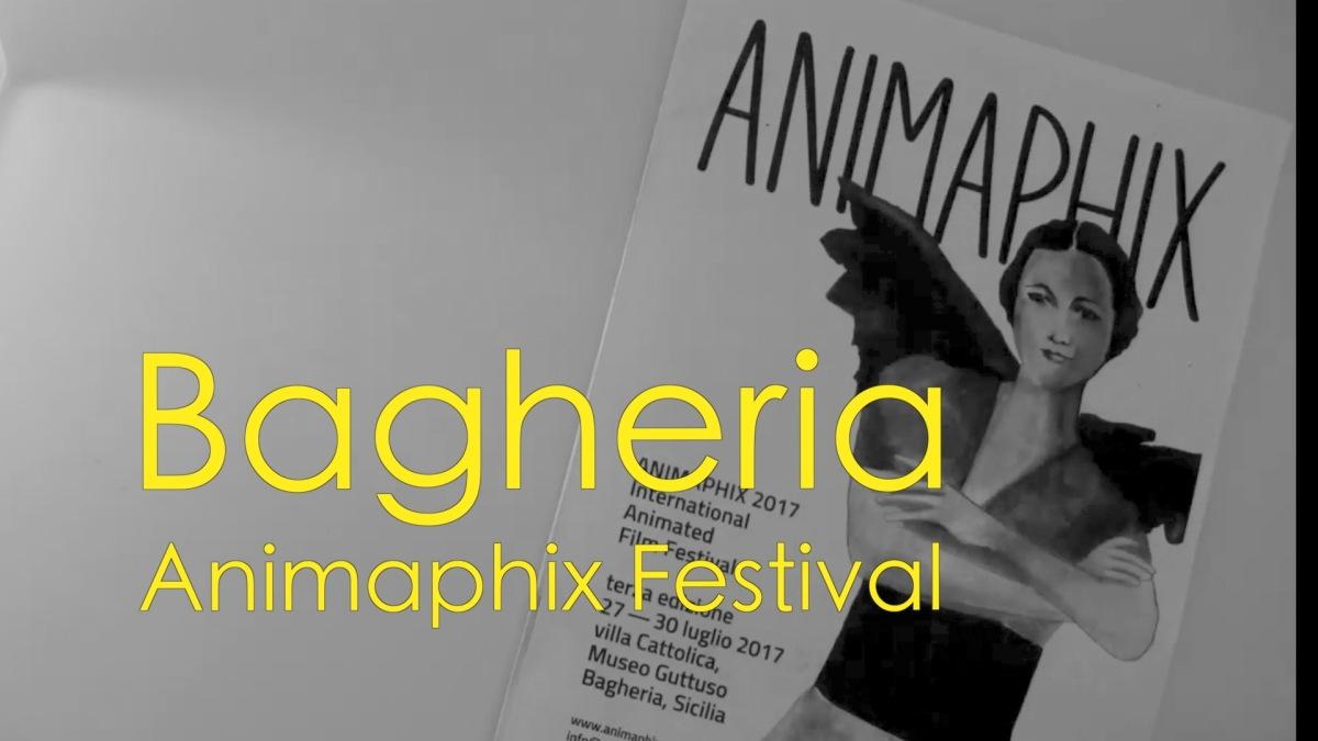 Animaphix e il cinema d'animazione inSicilia